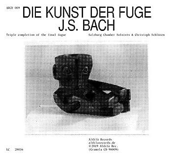 J.S. Bach: Die Kunst der Fuge, BWV 1080 (Excerpts) [Live]