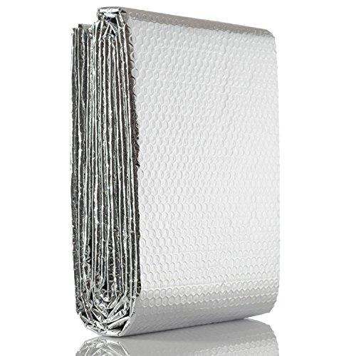 Superfoil radpack 5m x 60cm energiesparend Reflektor Heizkörper Folie Isolierung