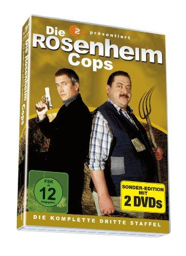Die Rosenheim Cops - Staffel 3 (2 DVDs)