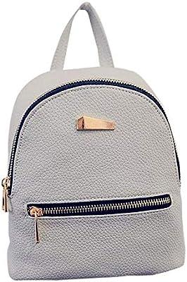 Fashion Womens Leather Backpack Children Mini Women for Teenage Girls Style Mochila Feminina 1011#23