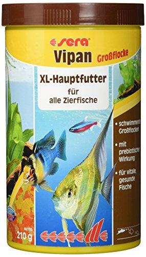 Sera Vipan Großflocke 1000 ml, 1er Pack (1 x 1 l)
