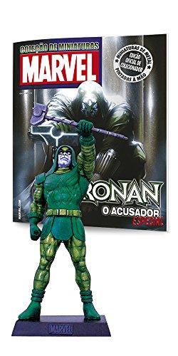 Ronan o Acusador - Coleção Marvel Figurines