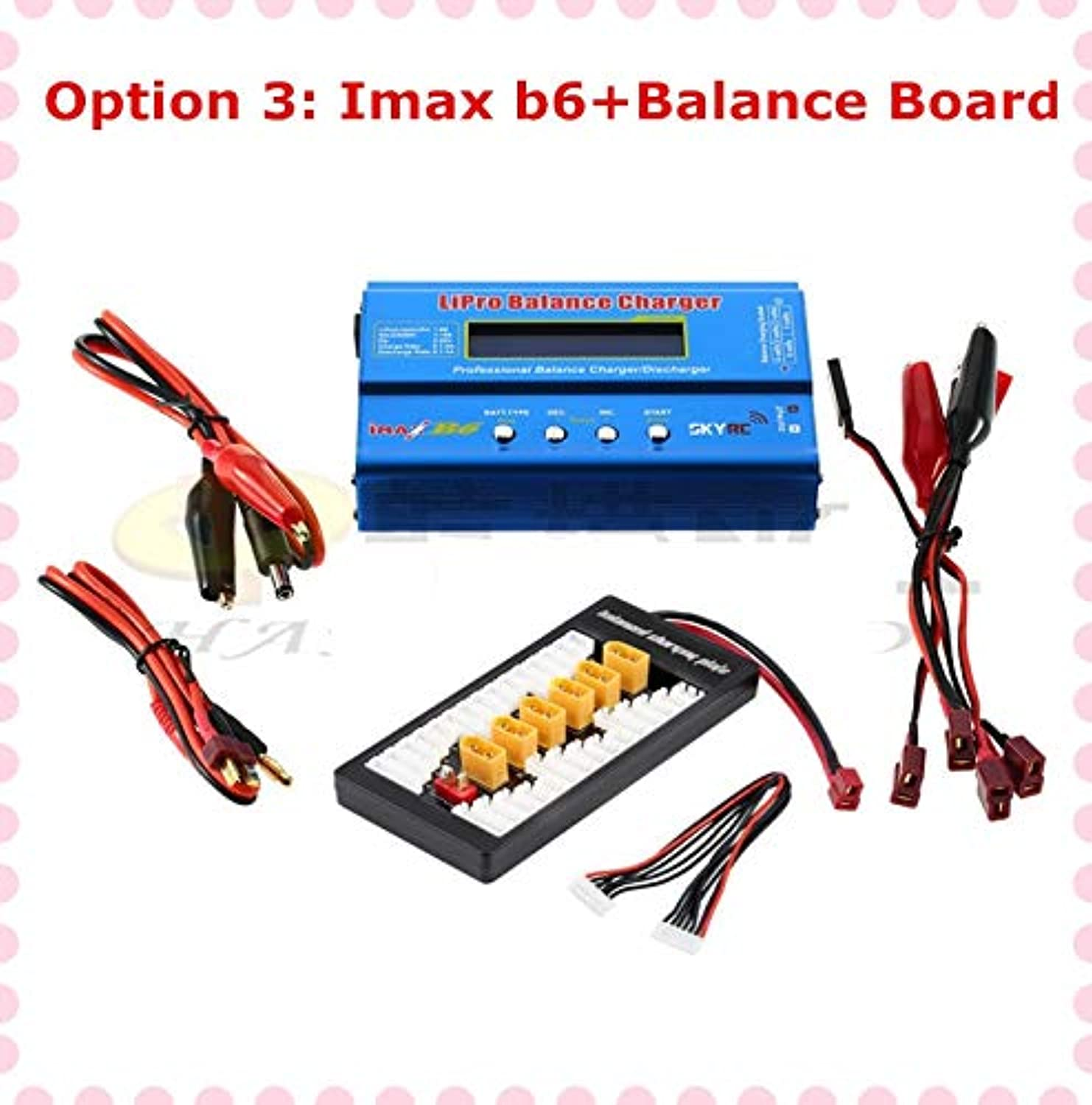 Original Build Power 3 in 1 Battery Balancer RC 2s-6s Lipo Li-Fe LCD + Voltage Meter Tester + Discharger   10 Pieces