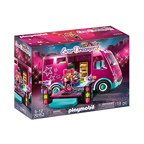 PLAYMOBIL-EverDreamerz 70152 Tourbus - Music World, Ab 5 Jahren