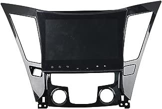 KUNFINE 9 Inch Octa Core Android 8 Car DVD GPS Navigation Car Stereo Multimedia Player Radio Headunit for Hyundai Sonata 2011 2012 2013 Supports WiFi
