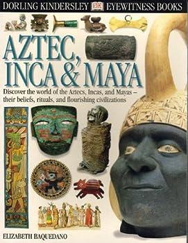 AZTEC & INCA 0789461161 Book Cover