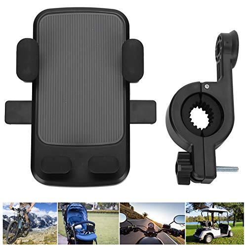 Gaeirt Soporte para teléfono en Bicicleta, Soporte para teléfono en Bicicleta Conveniente para cochecitos para Bicicletas