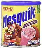 Nestle Nesquik Fresa Strawberry Drink Mix 14.1 oz