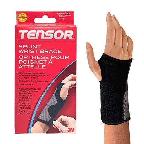 Tensor Splint Wrist Brace, One-Size