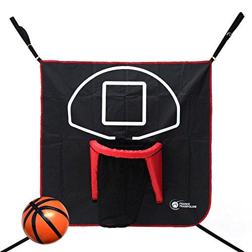 Cestino da basket per tappeto elastico