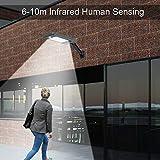 Zoom IMG-1 lampada solare 60 led 900
