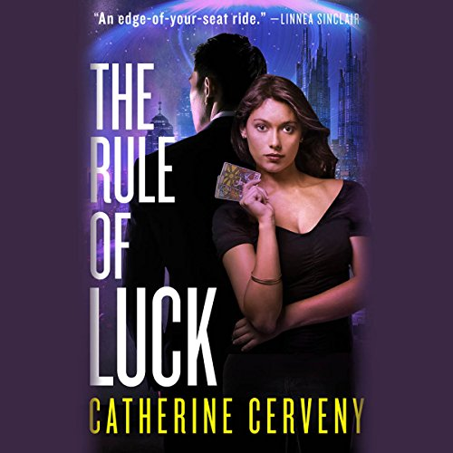 The Rule of Luck audiobook cover art