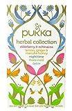 Pukka Tea - Assortiment d'infusions Herbal Collection - lot de 2 boîtes de 34,4 g net