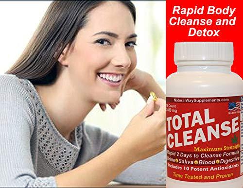 Total Cleanse Body Detox Formula