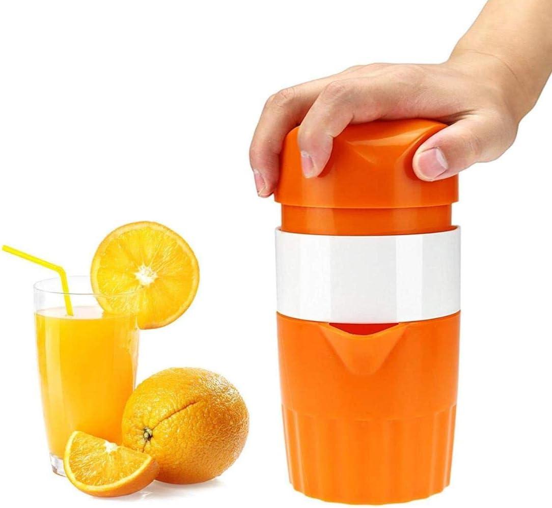 CYI Fancy Love Sandía UVA Naranja Limón Manual Rotación de la Tapa de cítricos Exprimidor de exprimidor Manual, exprimidor 3 Juicer 3