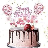 Sunshine smile Topper per Torte Compleanno,Compleanno Bellissimi Topper,Happy Birthday Top...