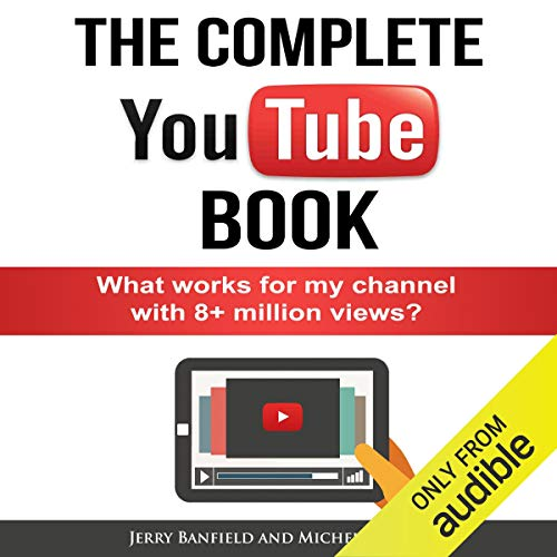 The Complete YouTube Book cover art