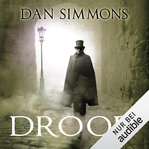Drood audiobook cover art