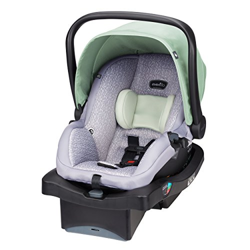Evenflo LiteMax 35 Infant Car Seat, Easy to Install, Versatile &...