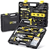 ENTAI 218-Piece Tool Kit for Home, General Household Hand Tool Set with Solid Carrying Tool Box, Home Repair Basic Tool Kit Sets for Home Maintenance