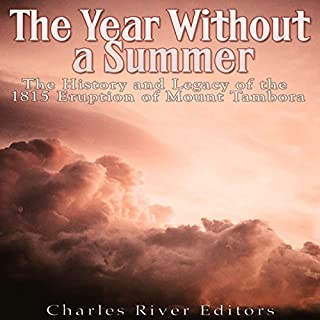The Year Without a Summer audiobook cover art