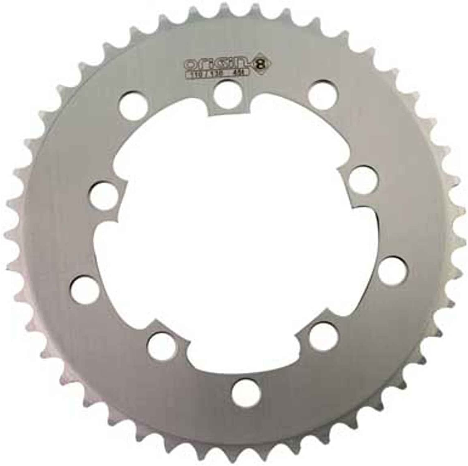 CHAINRING 10H OR8 45T 110 130 SIL 3 32