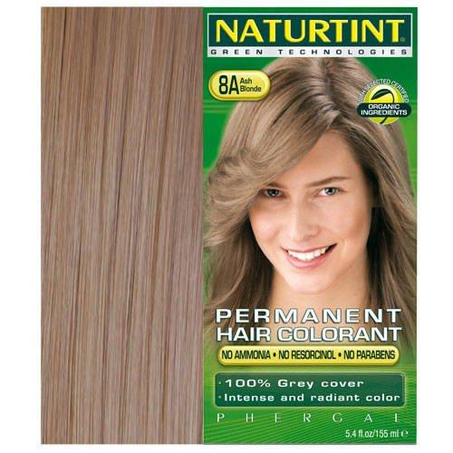 Naturtint Coloration permanente 8 A Blond cendré 150 ml (boîte de 48)
