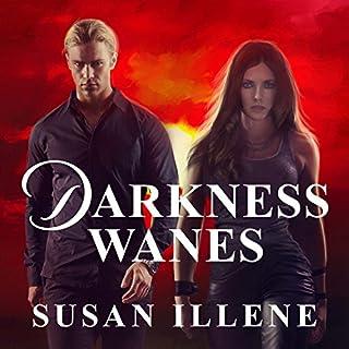 Darkness Wanes audiobook cover art