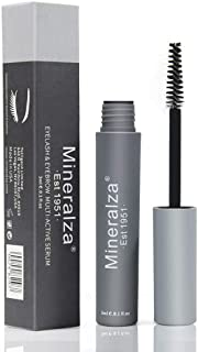 mineralza.Lash growth enhancer and eyebrow essence containing natural plant essence are suitable for long thick eyelashes and eyebrows