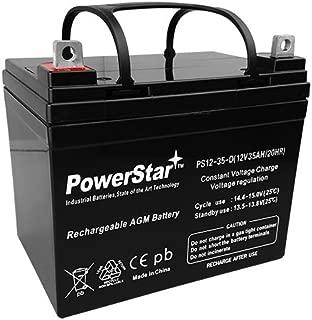 POWERSTAR PowerStarDeep Cycle Invacare Pronto M41 12V 35Ah Wheelchair Battery - 2 Year Warranty