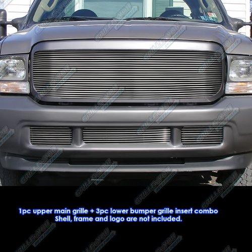 04 Ford Super Duty Billet - 4