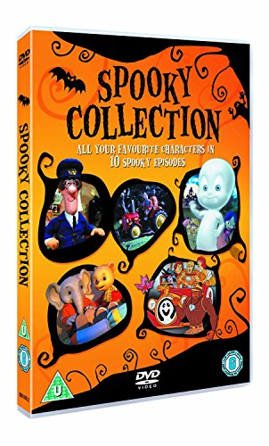 Spooky Collection [DVD]
