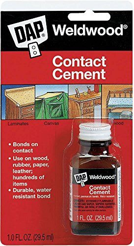 Dap 00102 1 Oz Weldwood Contact Cement