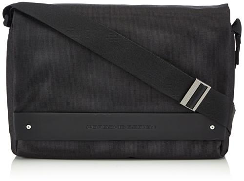 Porsche Design Cargon 2.5 Messengerbag Herren Tasche aus Synthetik, 38x27x14 cm