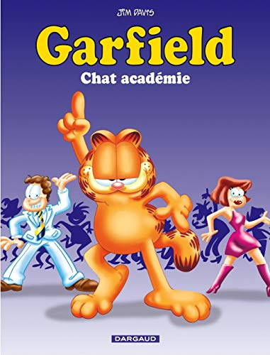 Garfield - tome 38 - Chat Académie