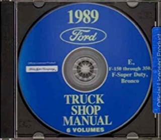 Best 1989 ford f150 service manual Reviews