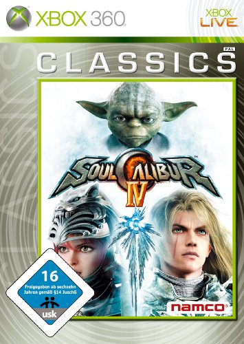 Soul Calibur IV [Xbox Classics]