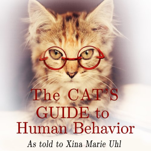The Cat's Guide to Human Behavior audiobook cover art