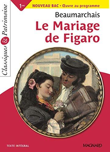 Le Mariage de Figaro - Classiques et Patrimoine