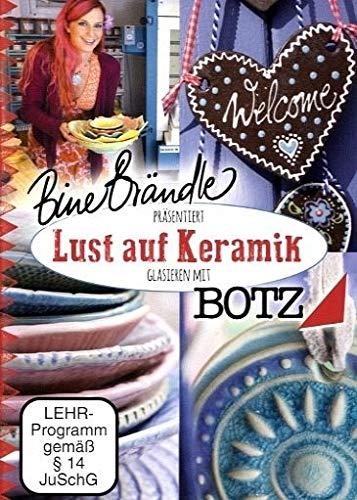 Bine Brändle präsentiert: Lust auf Keramik, 1 DVD