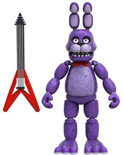 Funko Five Nights at Freddy's Articulated Bonnie Action Figure, 5'