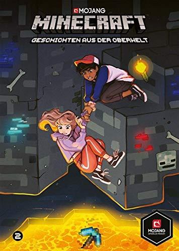 Minecraft, Geschichten aus der Oberwelt: Comic-Anthologie
