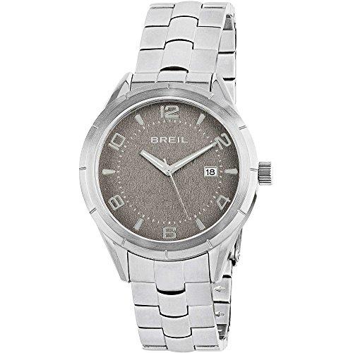 BREIL Uhren Lounge Unisex Uhrzeit Edelstahl - TW1466