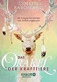 Das Orakel der Krafttiere: 68 magische Karten mit Anleitungsbuch - Colette Baron-Reid