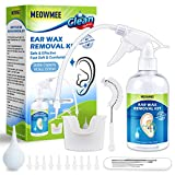 Best Ear Wax Removal Kits - Ear Wax Remover, 19-in-1 MEOWMEE Earwax Removal Kit Review