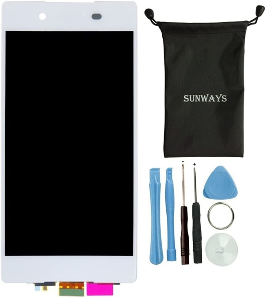 Sunways White LCD Display Touch Screen New arrival for Classic Digitizer Replacement