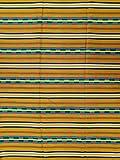 Roya Textile - Kente-Stoff aus afrikanischer Baumwolle -