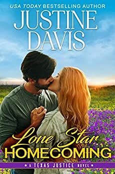 Lone Star Homecoming (Texas Justice Book 5) by [Justine Davis]