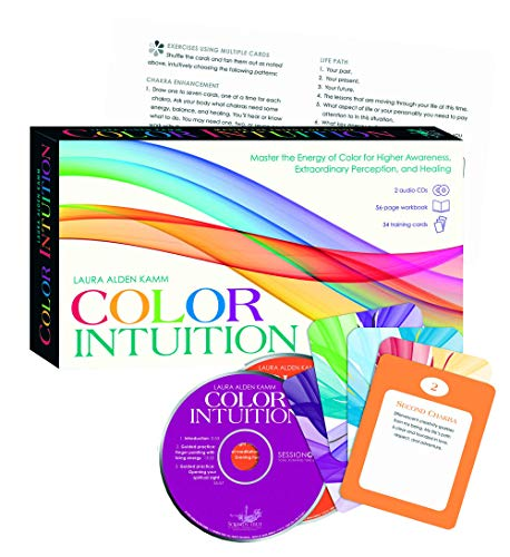 Color Intuition Kit: Master the Energy of Color for Higher Awareness, Extraordinary Perception, and Healing