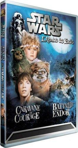 Star Wars - L\'aventure des Ewoks : La caravane du courage / La bataille pour Endor [FR Import]